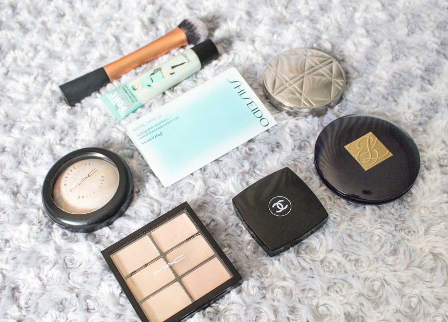 Ma routine teint pour l'été : MAC, Shiseido, Estée Lauder, Benefit, Chanel et Real Techniques...