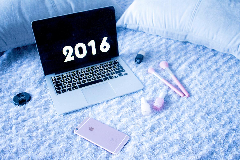 Mes Bonnes Résolutions pour la Nouvelle Année 2016 !