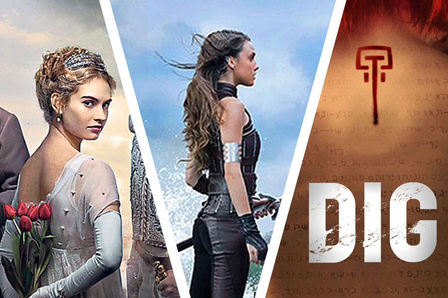 Critique des séries Shannara Chronicles, DIG et War and Peace.