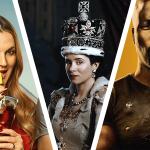 Mon avis sur les séries Netflix : Santa Clarita Diet, The Crown et Marvel's Luke Cage.