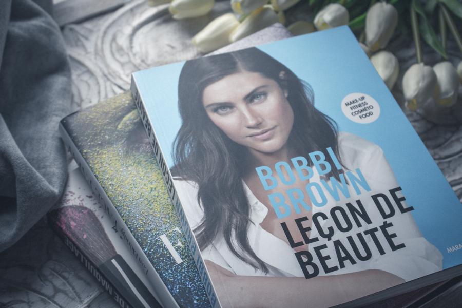 Trois livres sur la beauté et le maquillage à avoir !