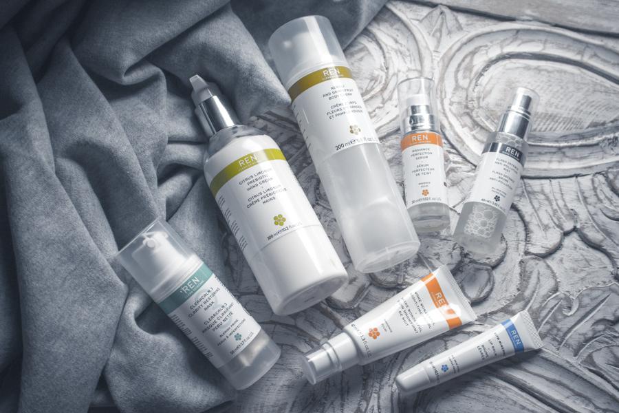 Mon avis sur les produits naturels Ren Skincare.